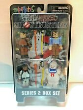 The Real Ghostbusters Series 2 MiniMates Figure Box Set Diamond 2011