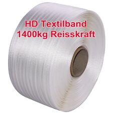 Umreifungsband  25mm HD Textilband * gewebt mit 1400kg Reisskraft