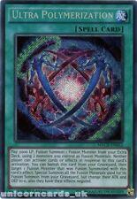 MACR-EN052 Ultra Polymerization Secret Rare 1st Edition Mint YuGiOh Card