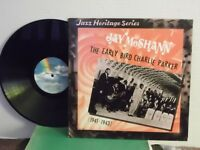 "Jay McShann,Charlie Parker,MCA,""The Early Bird Charlie Parker"",US,LP,mono,Mint"