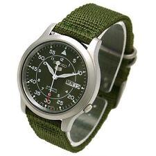 RELOJ SEIKO MILITARY Nylon SNK805K2 Watch