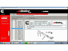 Cummins Quickserve 2017 Parts Catalog, Service & Information SOFTWARE Engines