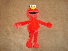 "Elmo Sesame Street Ganz Amusement park style toy 9"" Plush with plastic eyes"