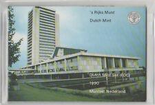 NEDERLAND FDC SET 1990 NOORD BRABANT