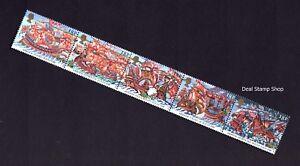 1988 400th Anniversary Spanish Armada SG1400 - 4 Complete Set Unmounted Mint MNH