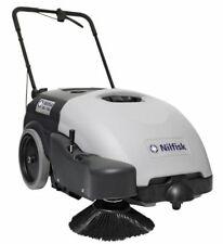 Nilfisk Sw750 Battery Powered VAC Sweeper