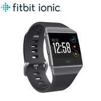 Fitbit Ionic Smart Fitness Watch Wireless Bluetooth GPS Activity Tracker