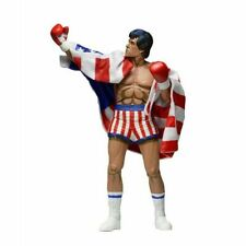 Rocky Balboa Movie Boxing Champ Sylvester Stallone Action Figure Doll