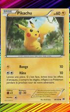Pikachu - XY8:Impulsion Turbo - 48/162 - Carte Pokemon Neuve Française