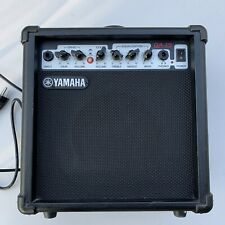 Yamaha GA15 Electric Guitar Amplifier 120V 19W Black Excellent Condition