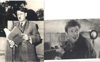 Foto Original Richard Basehart Portraits Promi Schauspieler Komiker