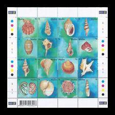 "Malta 2003 - Fauna ""Seashells"" Marine Nature - Sc 1135 MNH"