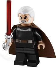 Count Dooku Minifigure Star Wars Fits Lego
