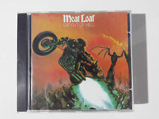 """MEAT LOAF """"BAT OUT OF HELL"""" EXCLUSIVE & RARE SPANISH CD FROM """"ROCK"""" COLLECTION"""