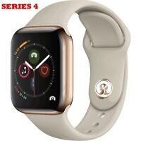 44MM Smart Watch Series 4 SmartWatch Heart Monitor For IOS Apple iPhone Android