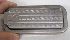 Vintage 1930s Chrome Razor Sharpener Rolls Razor Made in England