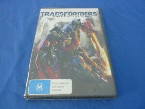 Transformers - Dark Of The Moon - DVD - Region 4 - New Sealed