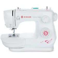 Singer Fashion Mate Sewing Machine w/ 23 Built-In Stitch,  Auto Needle Threader