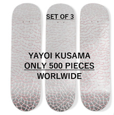 YAYOI KUSAMA Infinity Nets MIRROR FINISH - MURAKAMI YOSHITOMO NARA BANKSY TAKANO