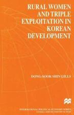 International Political Economy: Rural Women and Triple Exploitation in...