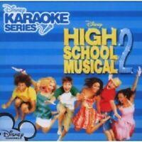 OST/HIGH SCHOOL MUSICAL2-KARAOKE  CD 16 TRACKS POP SOUNDTRACK NEU