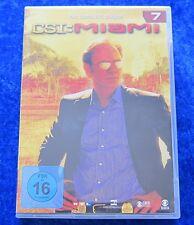 CSI Miami Die komplette siebte Staffel, DVD Box Season 7