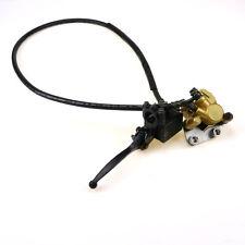 FRONT DISC BRAKE ASSY MASTER CYLINDER CALIPER XR50 CRF50 SDG SSR 110cc 125cc KLX