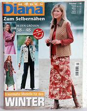 DIANA MODEN Zum Selbernähen Nr.9/2003