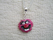Stunning Animal From The Muppets Necklace.With Organza Bag