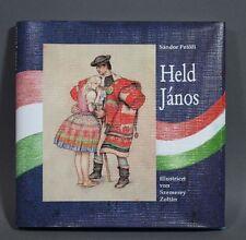 Sándor Petöfi - Held János - Illustrationen von Szemerey Zoltán Schlichtenmaier