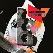 The Breeders All Nerve Vinyl LP Limited Orange Vinyl New 2018