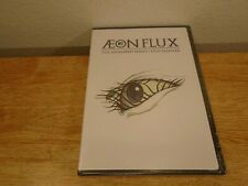 Aeon Flux The Animated Series Dvd Sampler New Sealed