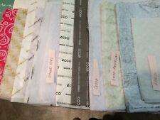 Designer Tissue Paper V. Camuto Nordstrom Ck K. Lagerfeld Dooney B. Brighton etc