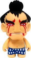 Street Fighter X Kid Robot 3'' Honda Blue Trunks Trading Figure Anime Manga NEW