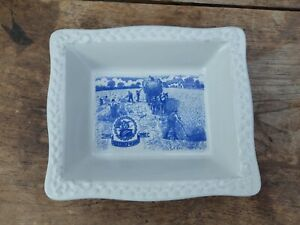 Vintage Shredded Wheat Cereal Dish 19 cm x 16.5 cm - Excellent Unused