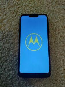 Motorola Moto G7 Optimo Maxx 32GB Marine blue Total Wireless LOCKED