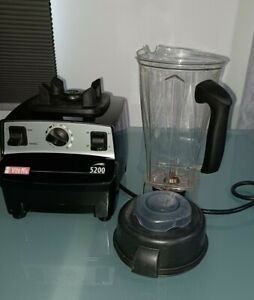 VITAMIX Vita Mix 5200 High Power 10 Speed VM0103 Blender W Jar