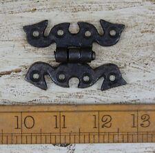 Confezione di 4 Cast Ferro Antico Serpente Snake 70 mm CERNIERA CERNIERE + VITI