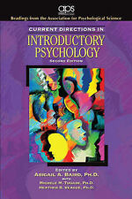 Current Directions in Introductory Psychology (Current Directions in Psychology