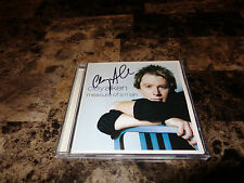 Clay Aiken Rare Authentic Hand Signed CD Measure Of A Man American Idol Legend
