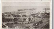Kent; Ramsgate, Victoria Pavilion PPC 1909 Cowlinge PMK To Mrs Moye, Bury St Ed.