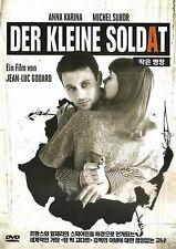 Le Petit Soldat 1963 - Region 2 Compatible DVD (UK seller!!!)Anna Karina NEW
