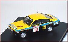 Opel Kadett B MK2 GT/E Rallye EM ERC Elba 1977 Lucky / Braito Trofeu 2110 1:43