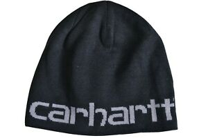 CARHARTT - GREENFIELD REVERSIBLE BEANIE - 100% AUTHENTIC