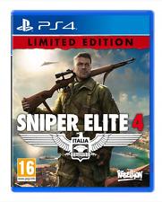 Sniper Elite 4  Limited Edition (Playstation 4)