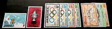 3 x Full Sets Jamaica Stamps - 75 WC Cricket Winners / 76 Olympics / Maps  - MNH