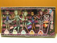 NEW Monster High Dance Class Gil Webber 5 pack dolls Exclusive Lagoona Rochelle