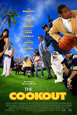 THE COOKOUT (2004) ORIGINAL MOVIE POSTER  -  ROLLED