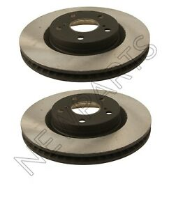 For Toyota Avalon Camry Lexus ES300 Pair of Front Disc Brake Rotor Set Genuine