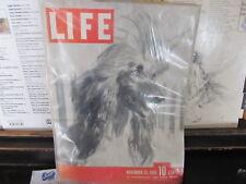 Life magazine November 26 1945 COMPLETE